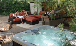 Imagine your New Backyard with a Premium Hot Tub - RnR Hot Tubs and Spas - Hot Tubs Alberta