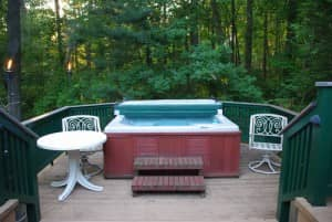 Privacy & Yard Design - RnR Hot Tubs - Hot Tubs Calgary
