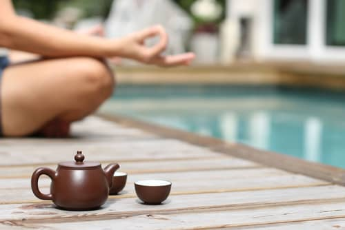 Relaxation Through Meditation - RnR Hot Tibs - Hot Tubs Calgary