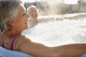 Using Your Hot Tub to Beat the Winter Blues - RnR Hot Tubs - Hot Tubs and Spa Calgary