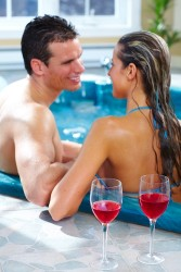 How to Spoil the One You Love on Valentine's Day - RnR Hot Tubs - Hots and Spa Calgary