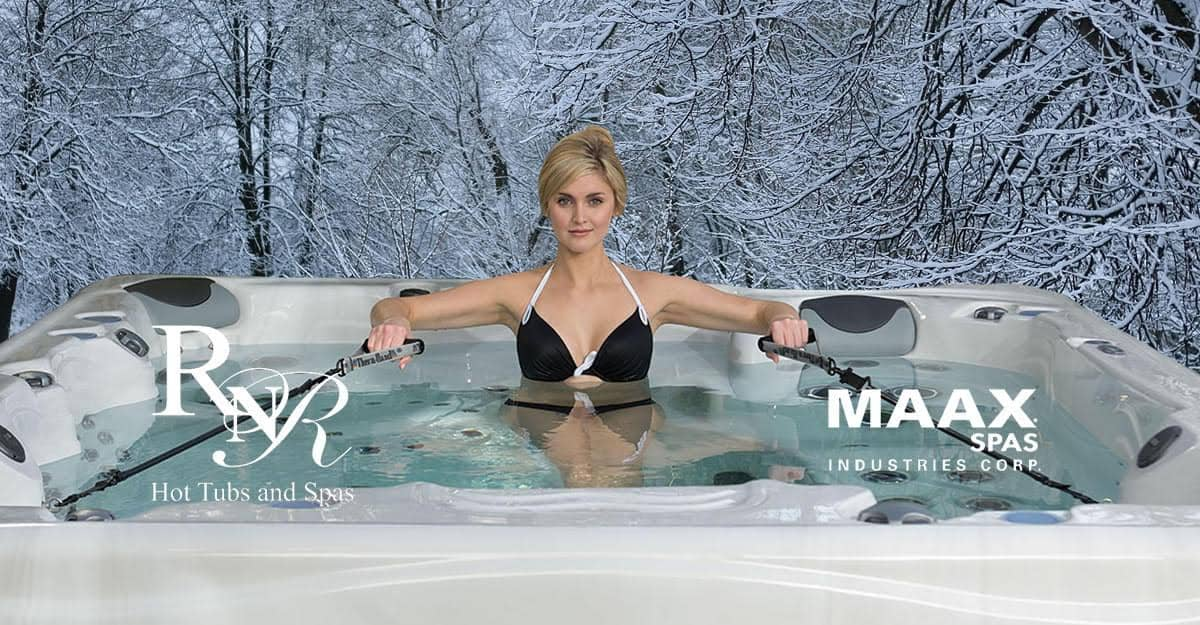 Taking Advantage of your Hot Tub in the New Year - RnR Hot Tubs - Hot Tubs and Spas Calgary