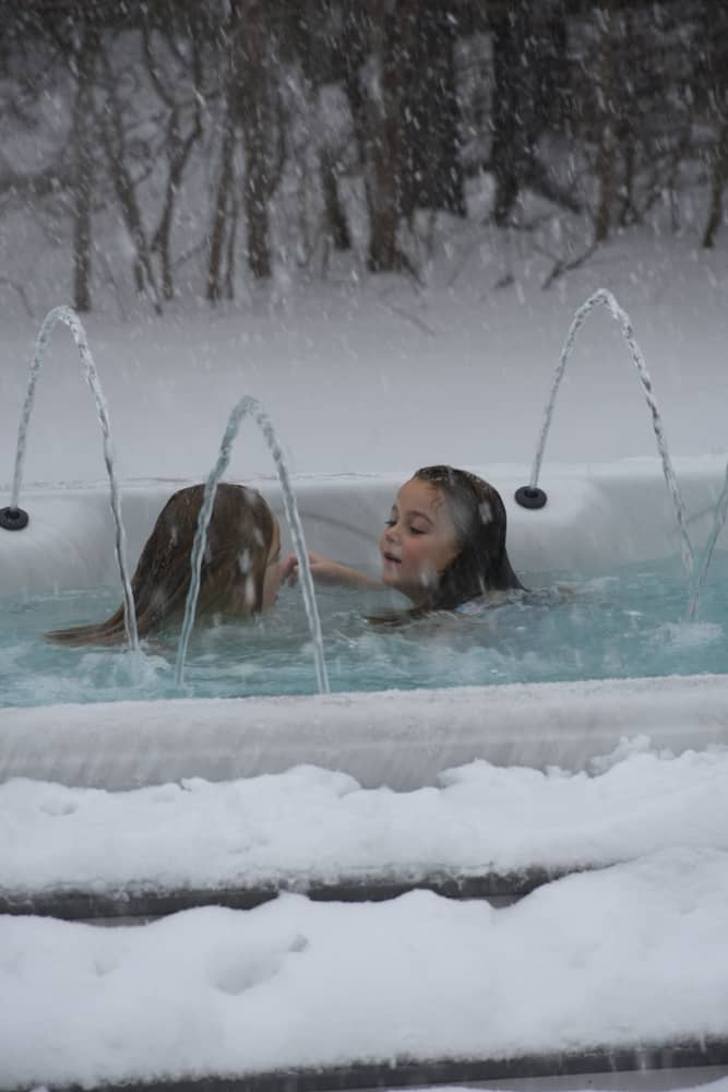 A Present the Kids will Appreciate! - RnR Hot Tubs - Hot Tubs and Spas Calgary