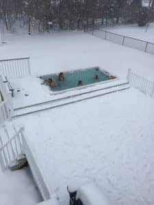Winter is a Great Time of Year to Buy a Hot Tub! - RnR Hot Tubs and Spas - Hot Tubs and Spas Calgary