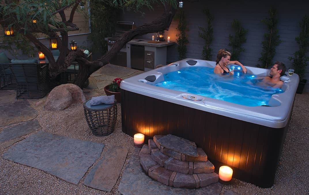 Steel Frame Hot Tubs - RnR Hot Tubs and Spa - Hot Tubs and Spas Calgary