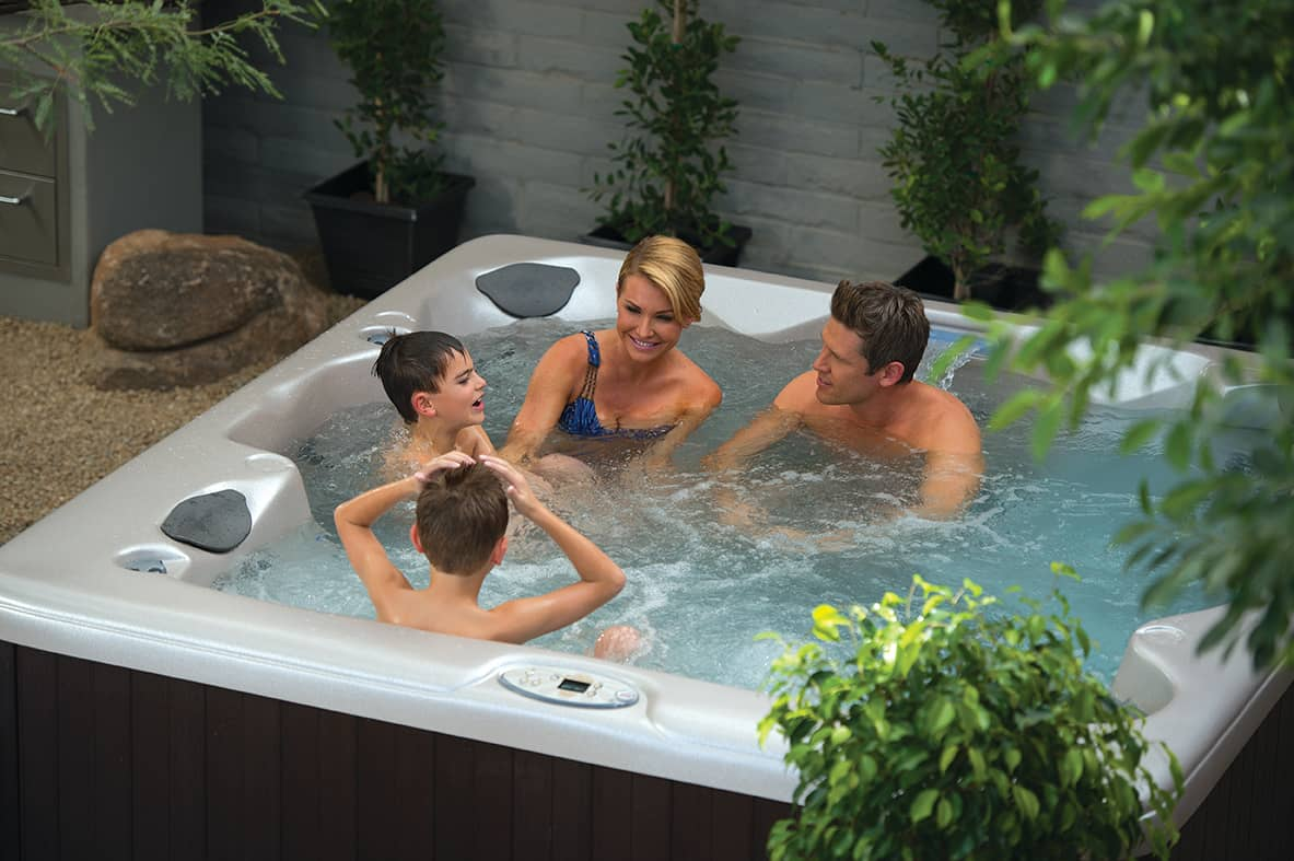 A Gift the Whole Family Can Enjoy - RnR Hot Tubs and Spa - Hots Tubs and Spas Calgary