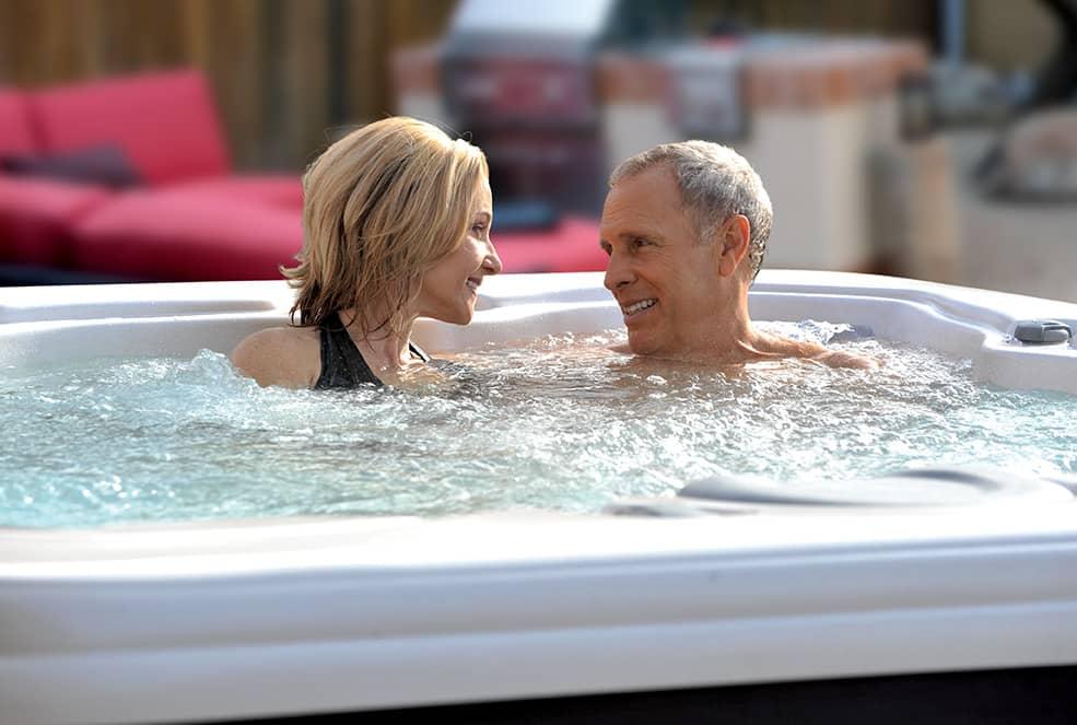 Clean, Clear Water - RnR Hot Tubs - Hot Tubs Calgary