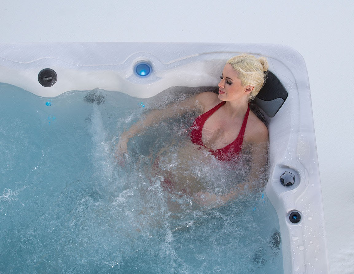 A Hot Tub can help you sleep