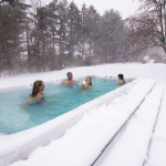 Hot Tubs for Cold Weather Conditions
